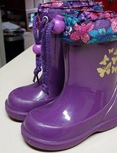 Igor Girls rain boots Size 6T